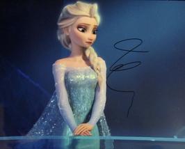 Idina Menzel Autographed Hand Signed 11 X14 Frozen Photo W/Coa Voice Of Elsa - $109.99