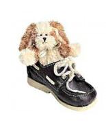 "Boyds Bears ""Skippy ..All Tied Up"" Bear Foot Friends- #641005- New- 2001 - $23.99"