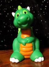 EUC Fisher Price Little People Kingdom Castle Disney Palace Green Dragon LKNEW - $4.28