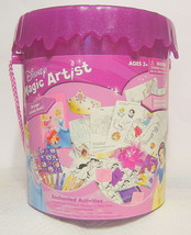 Disney Magic Artist Princess Kit Crown, Scepter, and More 2002 AS IS - $40.09