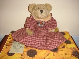 Boyds Bears Plush Patsy Bear - $19.49