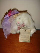 Boyds Bears Giselle De La Fleur Bunny Rabbit - $12.99