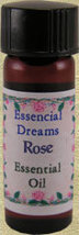 Rose Essential Oil 1 dram - $7.00