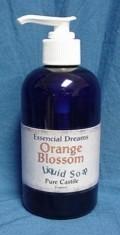 Orangeblossom castile liquidsoap