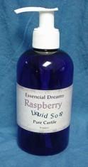 Raspberry Liquid Soap Bonanza