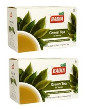 Badia Green Tea 2 Pack - $13.81