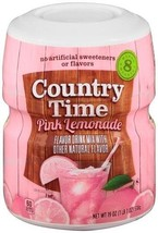 Country Time Pink Lemonade Drink Mix - $13.45