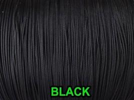 60 FEET: 0.9 MM, BLACK Professional Grade Nylon Lift Cord For Window Tre... - $17.81