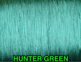 20 FEET: 1.4 MM, HUNTER GREEN LIFT CORD for Blinds, Roman Shades and More - $8.90