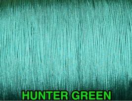 100 FEET: 1.6 MM, HUNTER GREEN LIFT CORD for ROMAN/PLEATED shades &HORIZ... - $49.49