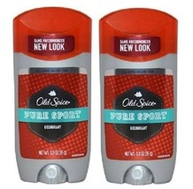 Old Spice Red Zone Collection Pure Sport Scent Men's Deodorant 2 Pack - $16.78