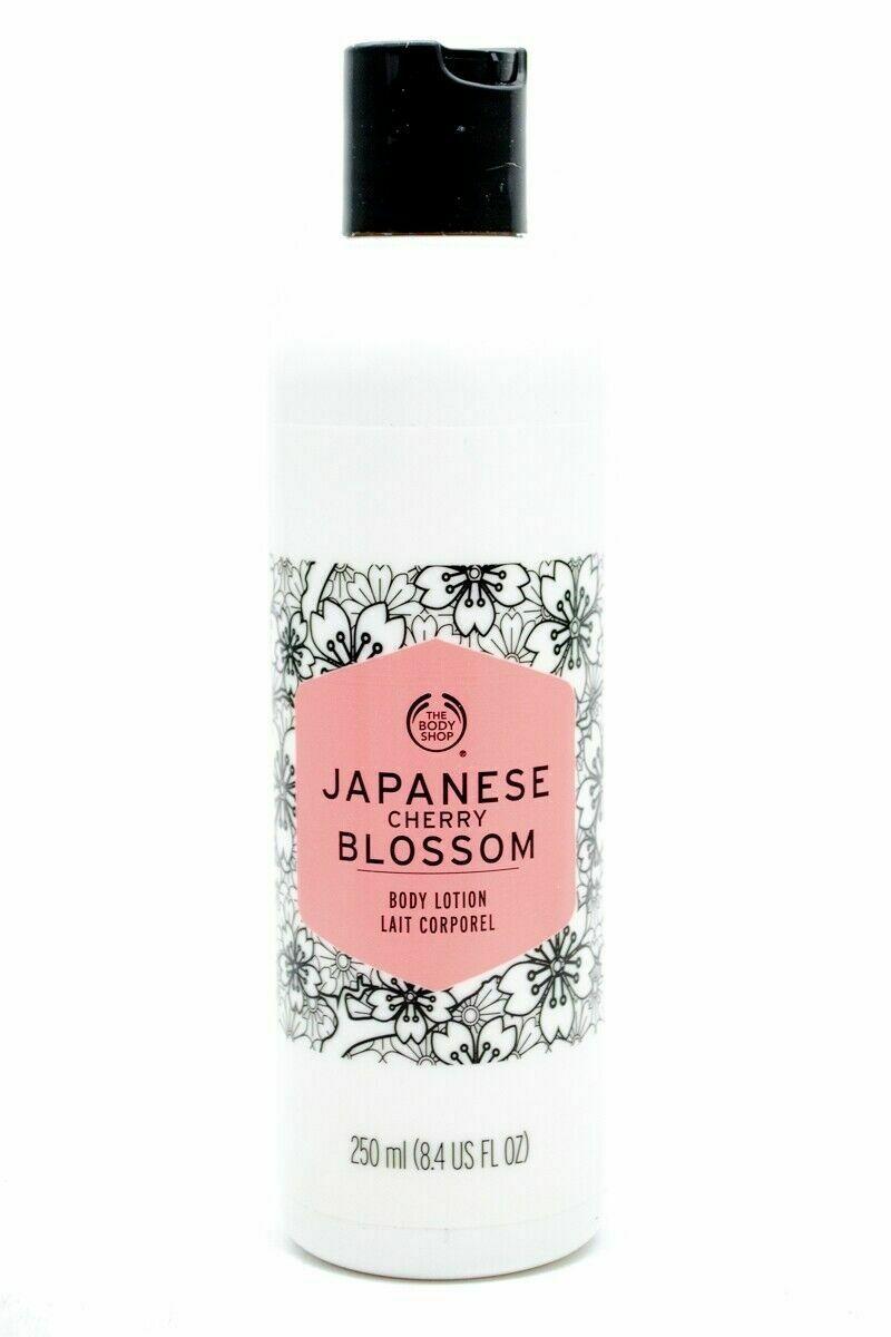 The Body Shop 8.4 oz. Japanese Cherry Blossom Body Lotion - $16.34