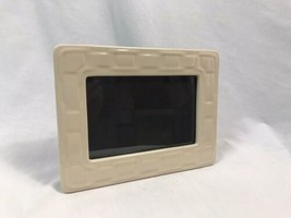 LONGABERGER Woven Traditions Ivory Picture Frame  - $18.99