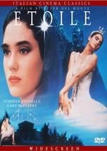 ETOILE (Jennifer Connelly) DVD - $18.00