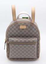NWT Kate Spade New York Penn Place Beige Fabric Small Bradley Backpack Bag New - $195.00