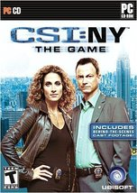 CSI: New York The Game [Windows Vista] - $14.67