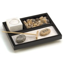Tabletop Zen Garden Kit - $18.32