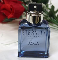 Eternity Aqua by Calvin Klein for Men 3.4 fl.oz / 100 ml EDT spray, unbox - $42.98