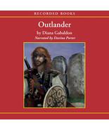 Diana Gabaldon's Outlander Series (9 Unabridged MP3 Audiobooks) - $25.99