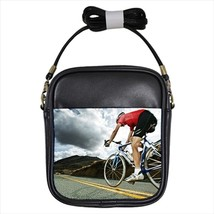 Cycling Leather Sling Bag (Crossbody Shoulder) & Women's Handbag - $16.48+