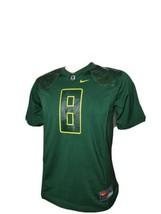 Marcus Mariota Nike Mighty Oregon Ducks Football Jersey Green Youth Larg... - $58.41