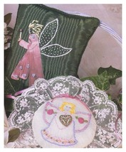 Angels Silk Ribbon Embroidery Designs Patterns ... - $3.00
