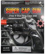 TOY SUPER SNUB NOSE CAP GUN 8 SHOT RING - $5.00