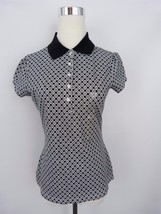 Womens Tommy Hilfiger Blouse Size Small Polka Dot - $19.95