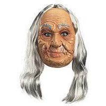 OLD LADY WITH HAIR MASK - $45.00