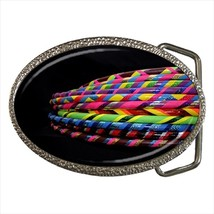 Hooping Chrome Finished Belt Buckle - $9.65