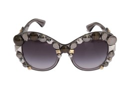 Gray Butterfly GOLD EDITION Sunglasses - $505.00