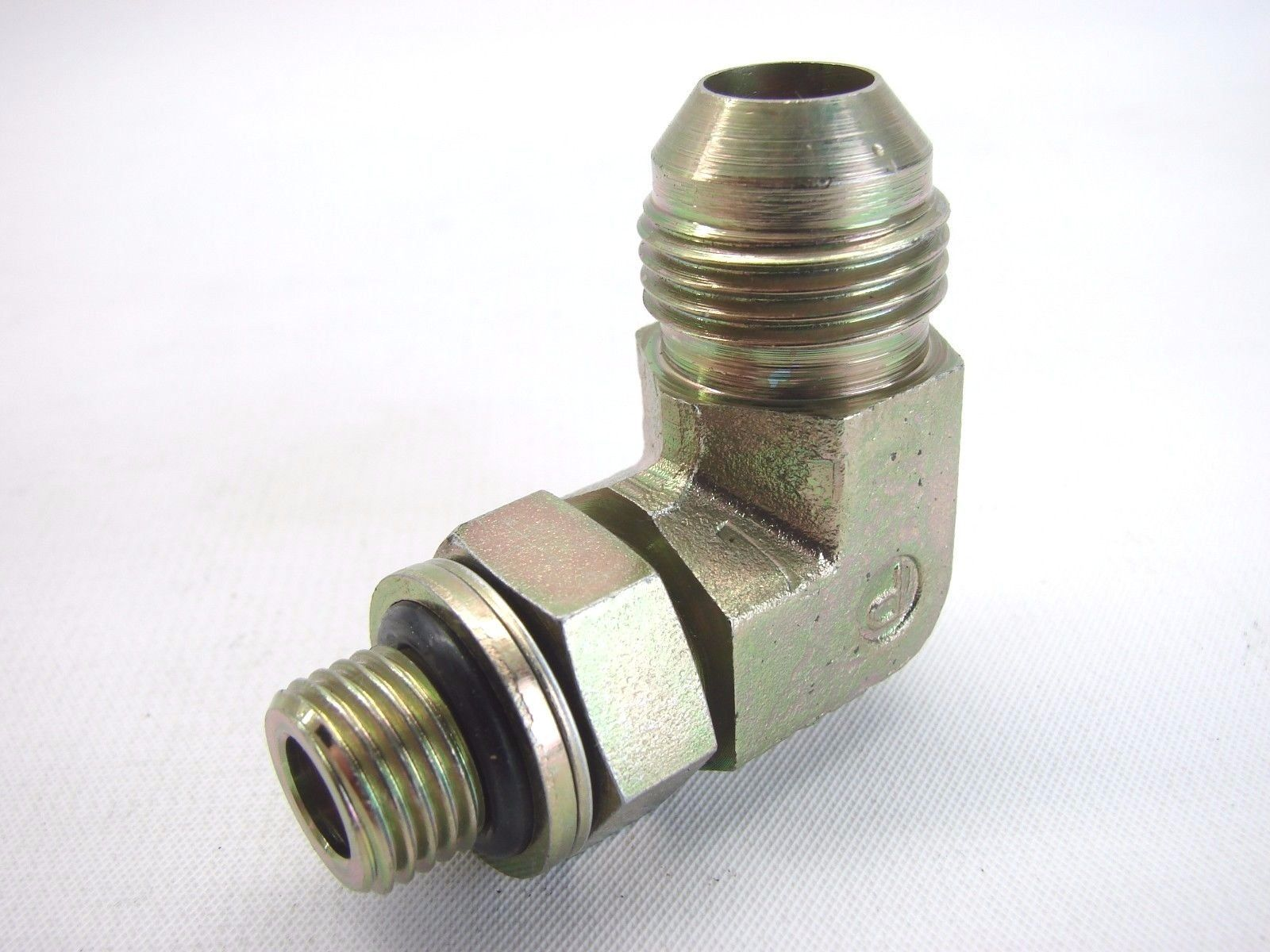 Parker H6-63 Valved Hydraulic Quick Connect Nipple 3//4 NPT Female