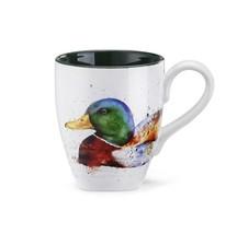 Demdaco Dean Crouser 16 oz Mallard Duck Coffee Mug - $14.03