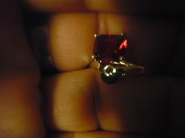 Paranornal Queen Of The Fairies Ring Size 7 - $99.00