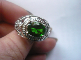 Paranoral Ring Of The Ancient Male Arabian Djinn Size 7                    - $125.00
