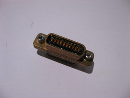 Qty 1 MR21N02 Ulti-Mate UMI Micro-D Connector 21 Pin 9049 - NOS - $20.90