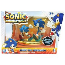Sonic Generations Exclusive Statue 2-Pack with Game Codes *NEW* - $39.99