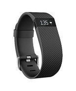 Fitbit Charge HR Wireless Wristband 5 Colors Black Blue Pink Plumb Tange... - £203.54 GBP