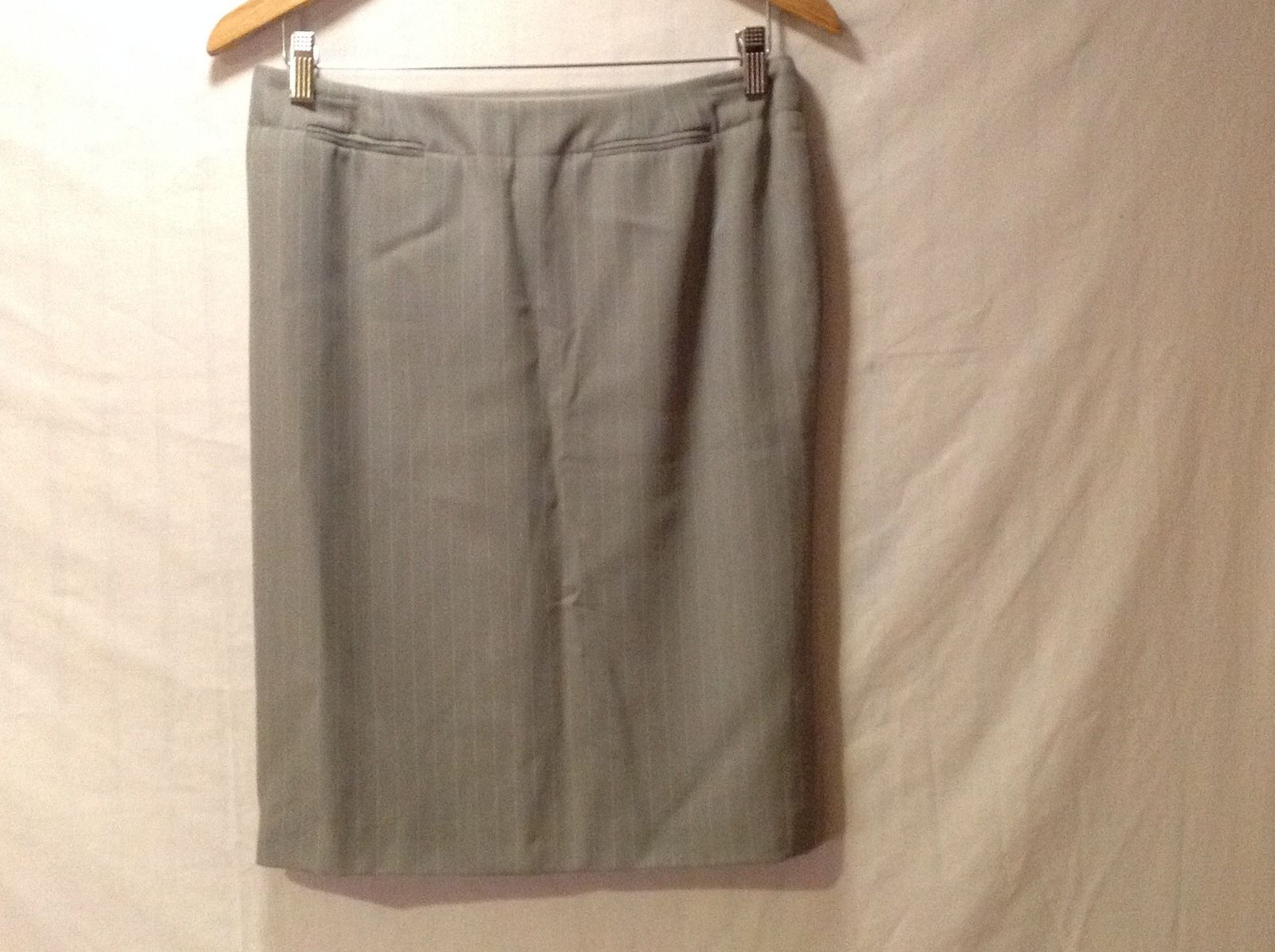 Joan & David Womens Light Green Business Skirt  Size 12