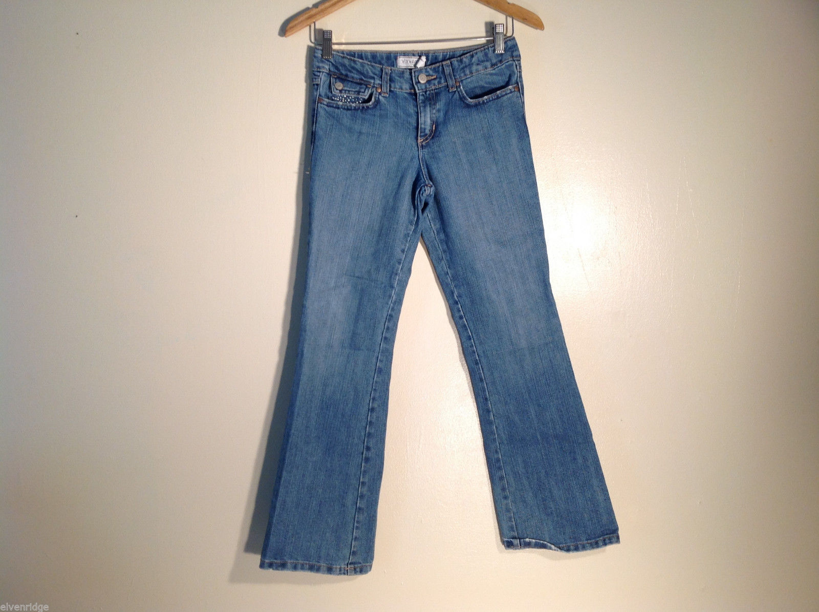 Kids Old Navy Size 14 Blue Denim Jeans