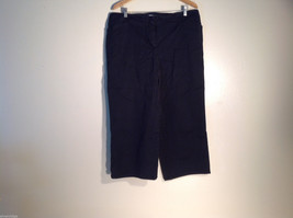 Womens JH Collectibles Size 18W Black Casual Pants/Slacks Stretchy Waist Great