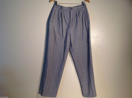 Womens Karen Scott Size 14 Casual/Dress Pants/Slacks Houndstooth Excellent
