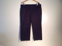 Womens Tommy Hilfiger Black Pants Size 18 Great