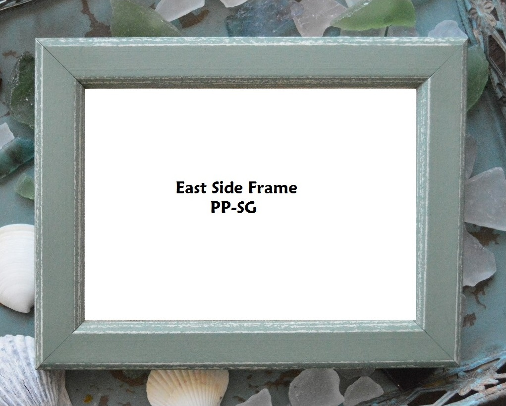 Primary image for FRAME East Side Frames (PP-SG) 5x7 for Flock Together To The Beach Series #4