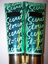 Lot of 2 Victoria's Secret Snow Mint Fragrance Body Lotion- Limited Edition - $27.95