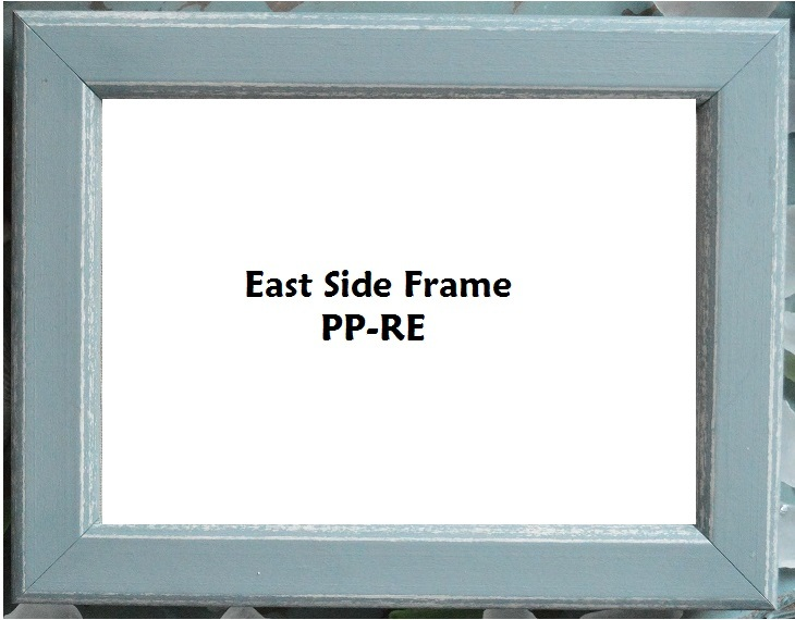 Primary image for FRAME East Side Frames (PP-RE) 5x7 for On Beach Time To The Beach Series #5