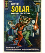 DOCTOR SOLAR, MAN OF THE ATOM #6 (Gold Key, 1963) - $10.00