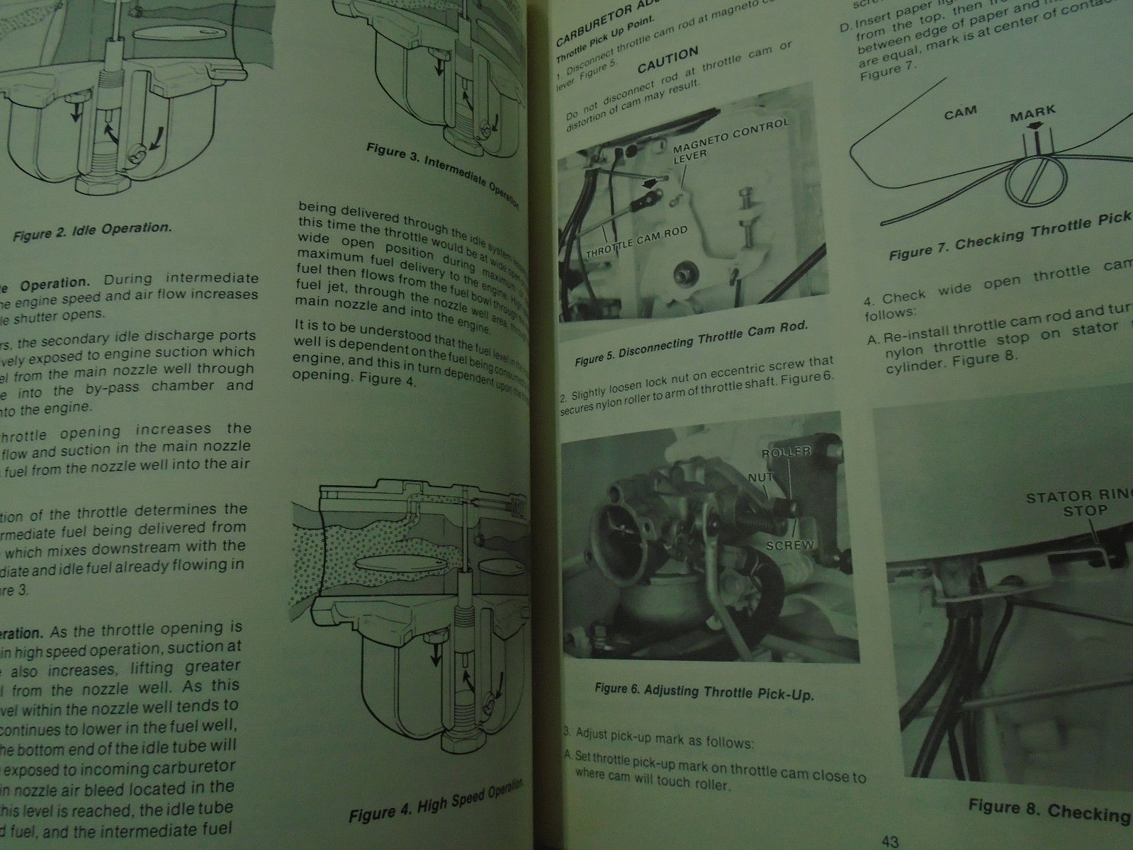 Chrysler Outboard 20 30 HP Service Repair Manual Set OEM Factory Books Used Wear