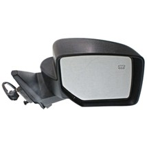 Fits 07-14 Jeep Patriot Right Passenger Mirror Power Textured Black With Heat - $63.95
