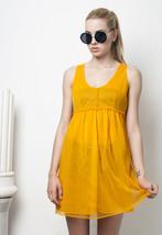 70s vintage festival slip dress - $38.12